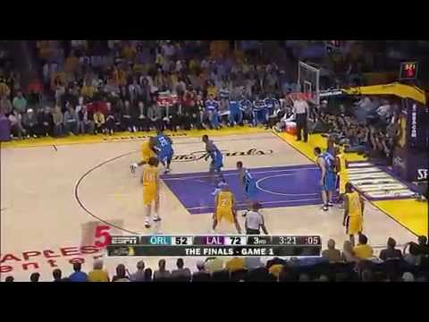 Top 10 Lakers playoff moments 2009 HD