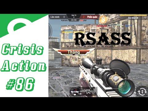 BÌNH LUẬN TẬP KÍCH - PHẦN 86 || RSASS Siêu Tốc Độ - Sniper Hot Nhất Mùa Hè ✔