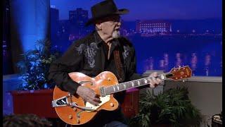 "Duane Eddy - ""Rebel Rouser"" & Interview (Live on CabaRay Nashville)"
