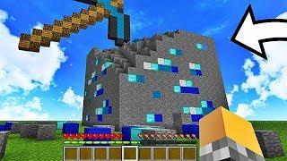 UNE BASE SÉCURISÉE EN MINERAI GÉANT ?! | Minecraft Bed Wars