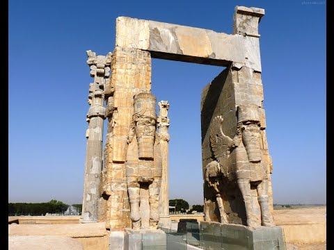 Persian History Part  2     ا سماعیل وفا یغمایی /  در گذرگاه  تاریخ ایران -  قسمت دوم