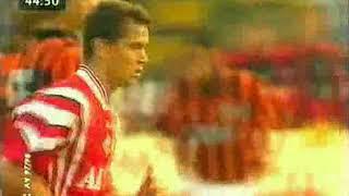 Фото Лига Чемпионов 1997-1998 год предварительный раунд 2 матч Спартак Кошице