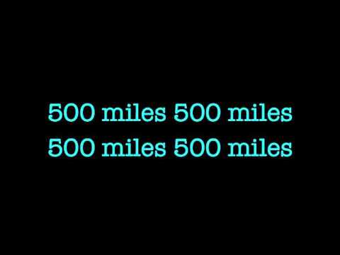 Peter, Paul and Mary - 500 Miles Lyrics