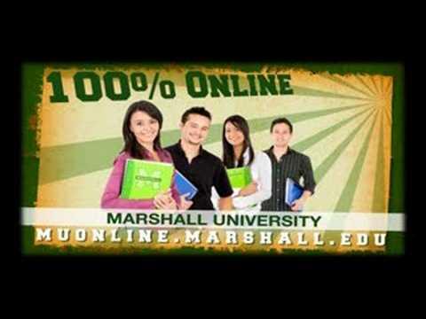 Marshall University's Online College Courses