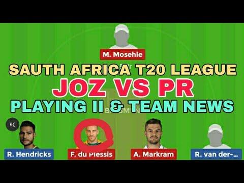JOZ VS PR DREAM11 - | PR VS JOZ | PR VS JOZ DREAM 11 | JOZ VS PR DREAM11 TEAM | JOZ VS PR T20