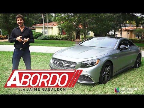Mercedes-Benz S Class Coupe 2015 - Prueba A Bordo [Full]