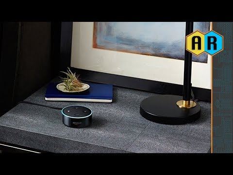 Home Automation Made Easy - Amazon Echo Dot