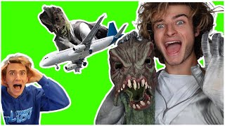 TRAVELING TO MIAMI TO PRANK STEPHEN SHARER AS THE POND MONSTER (PART 1)