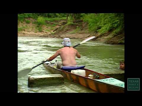 Paddling Race: A Long Way to Seadrift, 1994