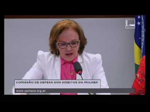 DEFESA DOS DIREITOS DA MULHER - Reunião Deliberativa - 18/05/2016 - 15:55