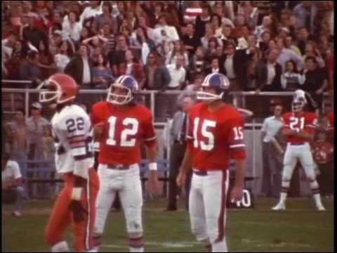 1975 Browns at Broncos Game 5