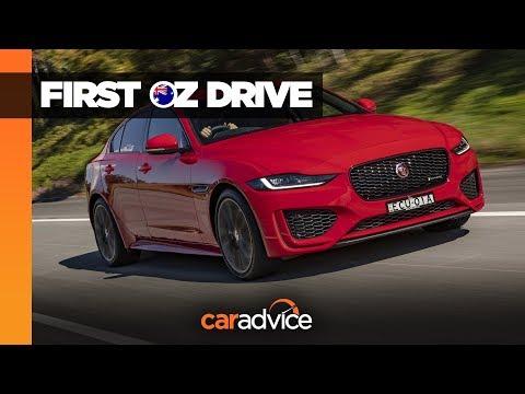 2020 Jaguar XE review | CarAdvice