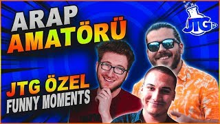 Arap Amatörü (  JTG Funny Moments 3 )