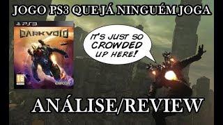 DARK VOID (Análise em Português) Jogos PS3/Xbox 360 que já ninguém joga [Review Videogame]
