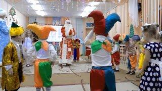 ❄Игра хоровод с Дедом Морозом❄Game dance with Santa Claus❄