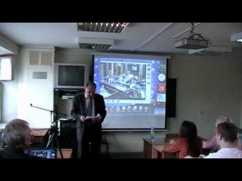 Proff. Vaschenko on Chekhov. (online lecture with the University of Queensland, Australia)