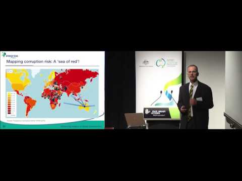 Corruption risks for charities & NGOs involved overseas – presented by Jeremy Sandbrook