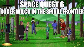 Space Quest VI playthrough