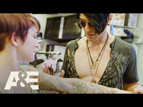 Criss Angel: Trick'd Up - Cockroach Tattoo with Criss | A&E
