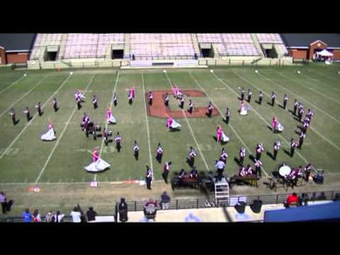 Alabama Christian Academy Marching Eagle Band
