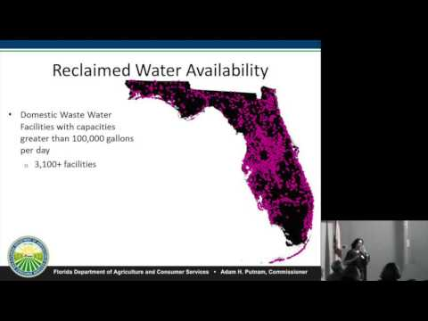 Water Reuse - An Agricultural Perspective