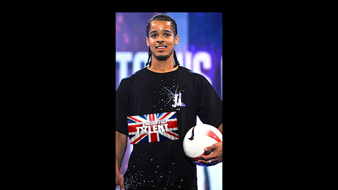 Jeremy Lynch on Britain's Got Talent #Shorts