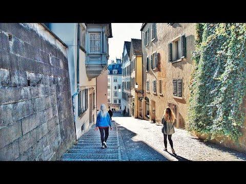 COME EXPLORE ZURICH [Switzerland]