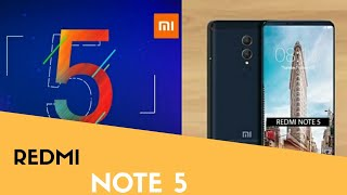 REDMI NOTE 5 ll #technopedia