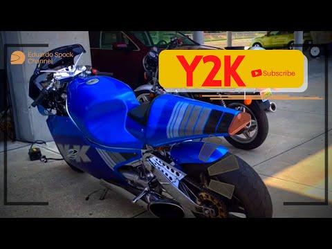Y2K MOTORCYCLE AT BARBER MOTORSPORTS PARK