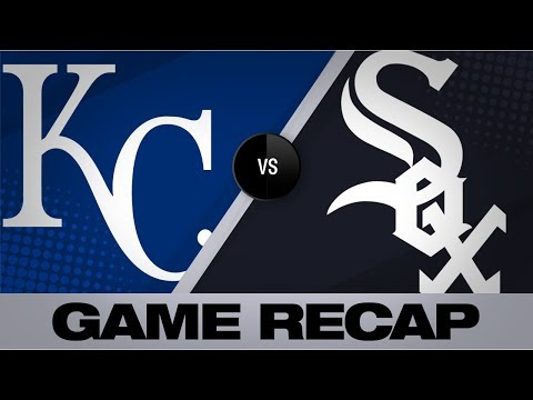 Jimenez, Moncada power White Sox to 7-3 win | Royals-White Sox Game Highlights 9/10/19