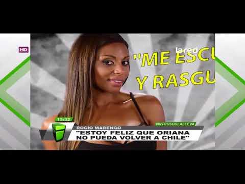 Oriana Marzoli No Puede Volver A Chile: La Alegría Que Rocío Marengo No Dejó De Contar
