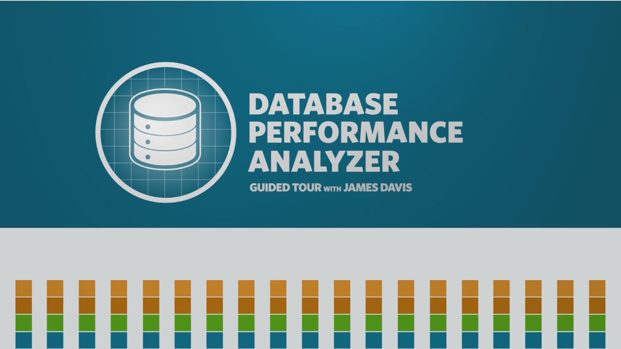 Integrate Database Performance Analyzer