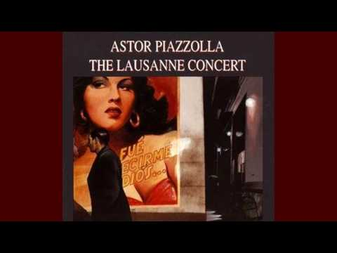 Astor Piazzolla: Live from Lausanne