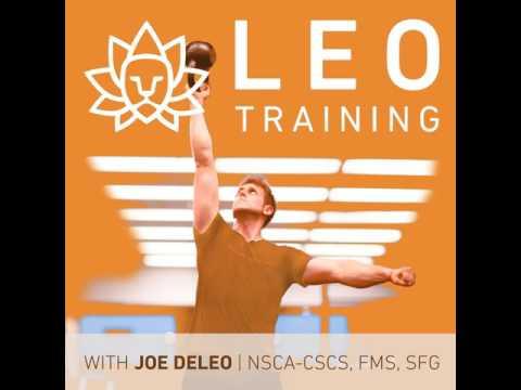 LT 078 - Joe Daniels - Heart Rate Training with Kettlebells