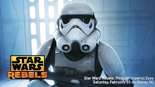 Star Wars Rebels Season 3 - EPIC First-Person POV Episode Revealed! Agent Kallus Undercover!