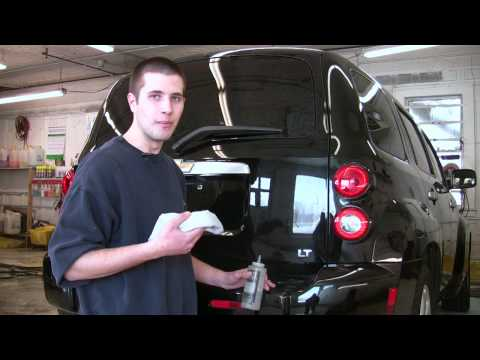 Auto Detailing : How to Clean Pine Sap Off of Car Paint - YouTube