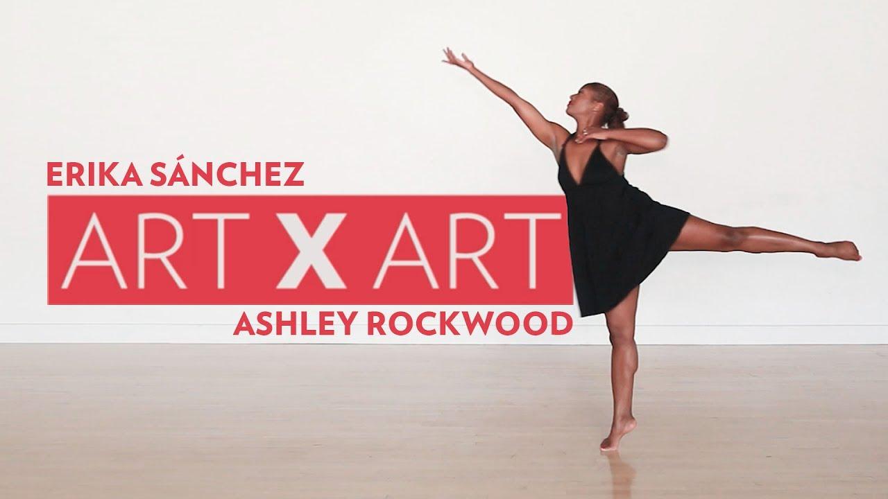 Erika Sanchez X Ashley Rockwood Art X Art