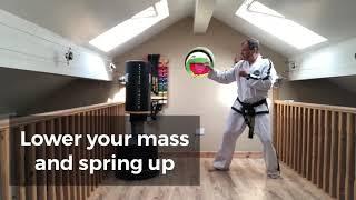 Bits on Bobs - Flying Side Kick