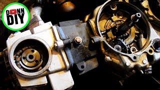 Cam Chain Replacement & Cam Timing - 110 cc Horizontal Engine (Honda, Lifan, Loncin, Zongshen)