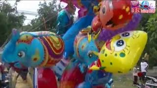 Toys Kids Balloons ❤ Balloon Masha, Balloon Nemo, Balloon Ipin-Upin, Balloon Spongebob