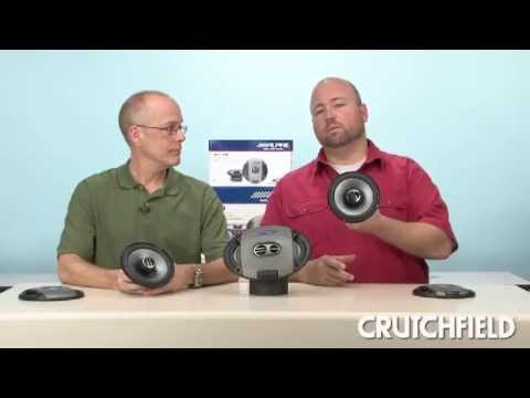 Alpine Type-S Car Speakers | Crutchfield Video