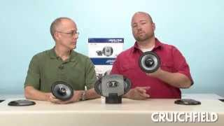 Alpine Type-S Car Speakers | Crutchfield Video