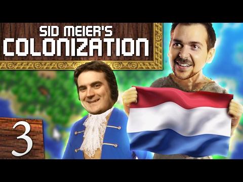 Sid Meier's Colonization #3 - Founding Father Maker