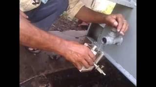 oil testing of transformer