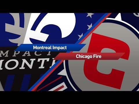 Highlights: Montreal Impact vs. Chicago Fire   August 16, 2017