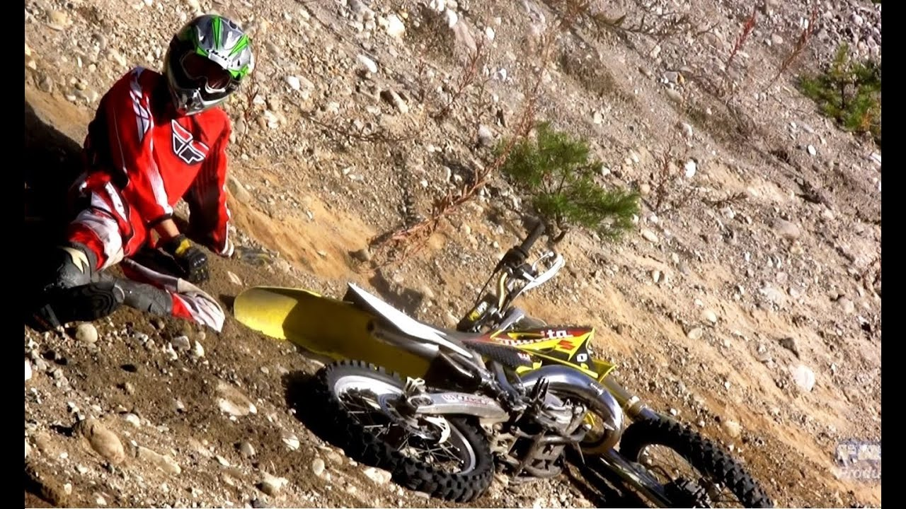 125 Enduro Dirt Bike Movie Youtube