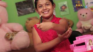 How to Colour a Super Piggy  || Colouring Pictures #14 || Kids Cherish Tv