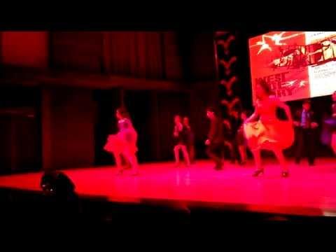 Musical West Side Story America Conservatorio de Musica de Puerto Rico 16 mayo 2013