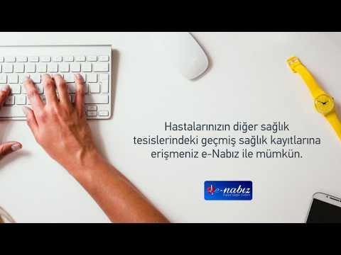 Hekimlerimiz e-Nabız\'daki Sağlık Geçmişimize Nasıl Erişiyor?