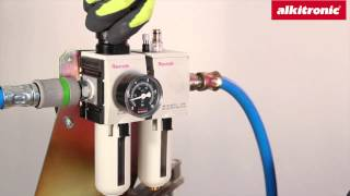 alkitronic pneumatic torque multiplier CLD - english
